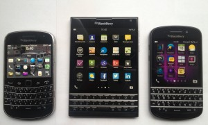 BlackBerry Bold Passport Q10