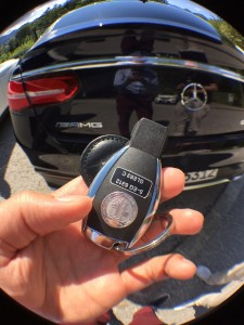 Cle Mercedes Benz AMG