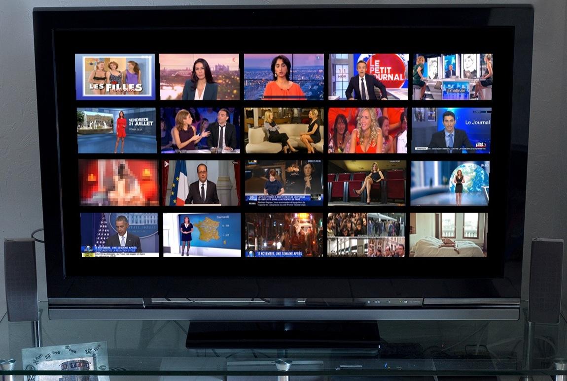 Télévision Mosaique