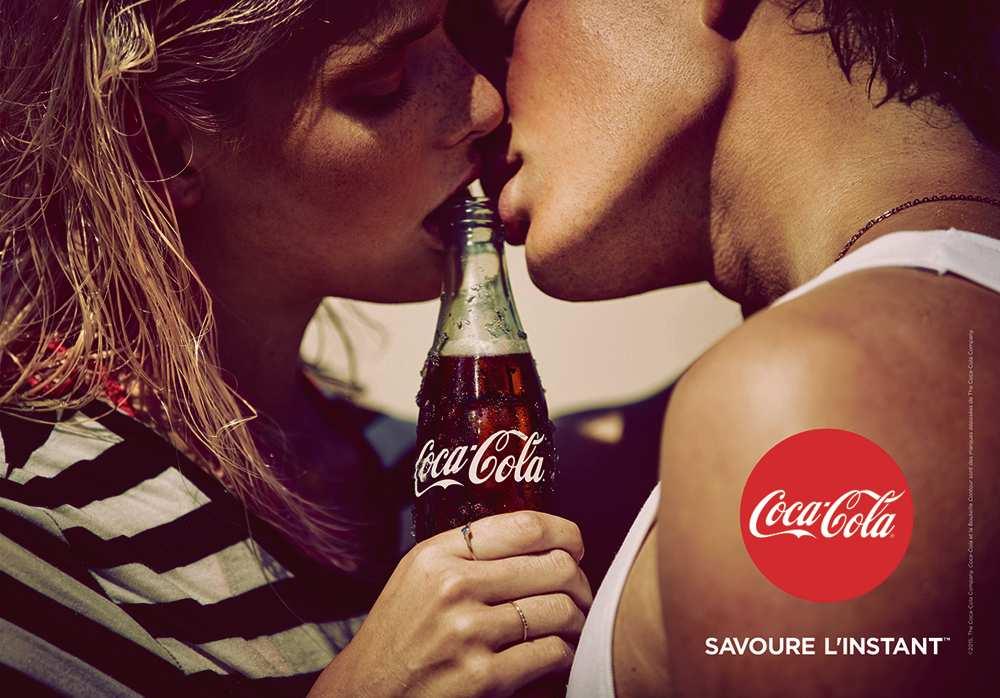 Coca-Cola Savoure l'instant