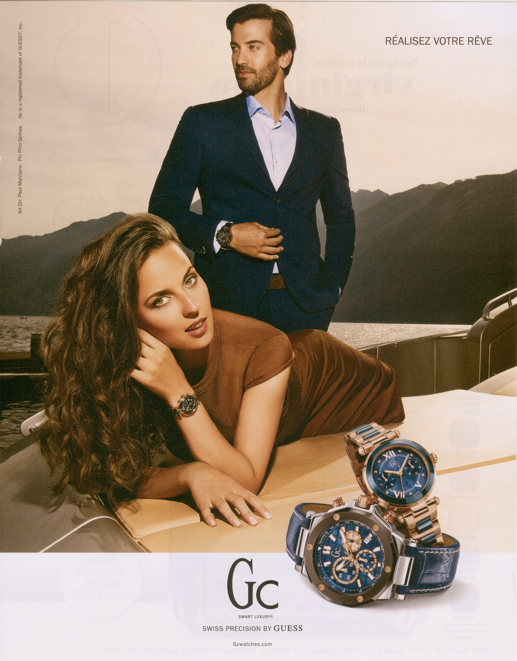 Gc Watches Guess