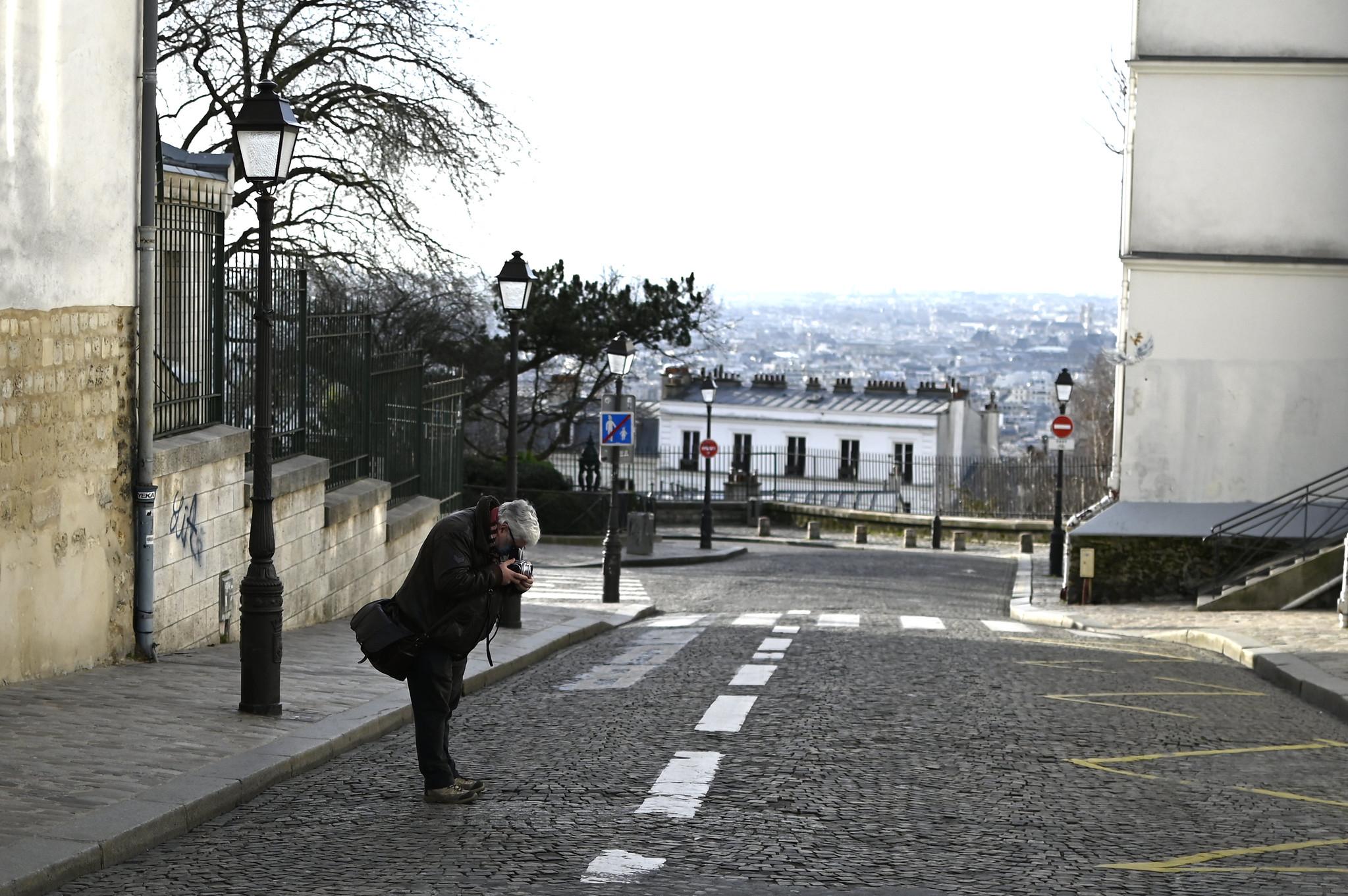 Lauren Dufour / Regards Parisiens © Copyright : Dan Latif
