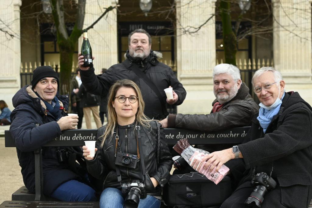 Regardx Parisiens